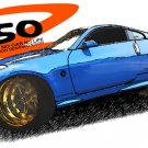 Nissan 350z drift Car Tees