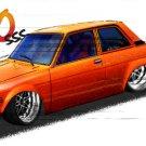 Datsun 510 sss #2 Car Tees