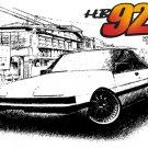 Mazda HB 929 Car Tees