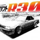 Nissan R30 Drift Car Tees