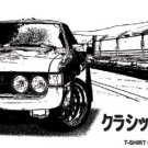 Toyota Celica TA22 classic Car Tees
