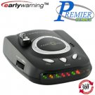 EARLY WARNING™ SAFETY RADAR LASER DETECTOR