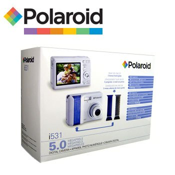 POLAROID 5.0MP DIGITAL CAMERA