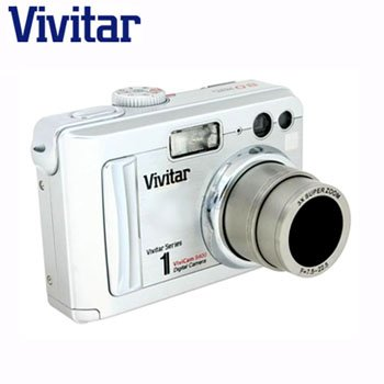 VIVITAR  ViviCam 8.0MP DIGITAL CAMERA