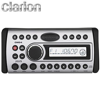 CLARION MARINE AM/FM CD PLAYER