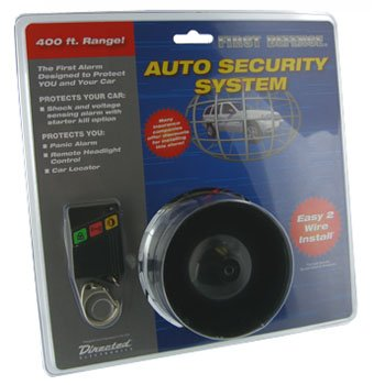 DIRECTED AUTO SECURITY SYSTEM