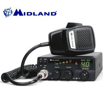 MIDLAND® 40CH CB RADIO