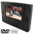 "ROADMASTER VIDEO DOCKING STATION FOR iPOD AND 7"" DVD PLAYER"