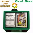 CARD STAR  ROTARY CARD SHOWCASE