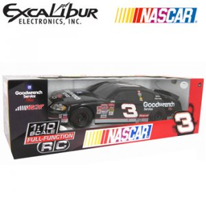 EXCALIBUR NASCAR 1:10TH SCALE RADIO CONTROL CAR