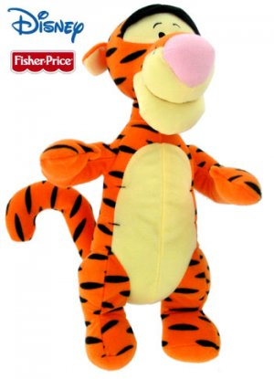 FISHER PRICE TIGGER 13 INCH PLUSH