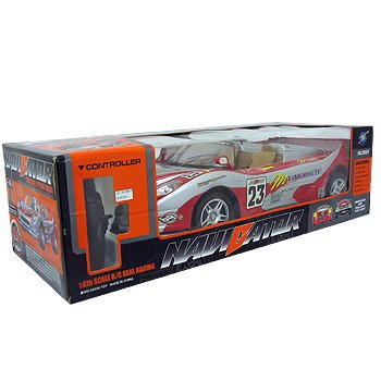 ST RACING MAX HUGE SIZE 1/6TH SCALE RADIO CONTROL FERRARI