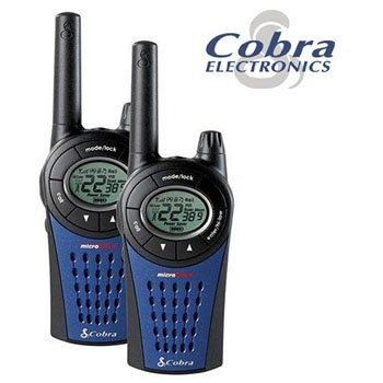 COBRA  10-MILE GMRS 2-WAY RADIO