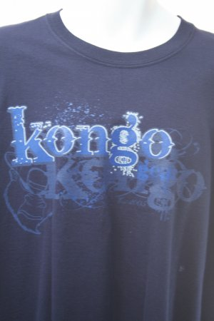 Kongo Overspray Print 3XL