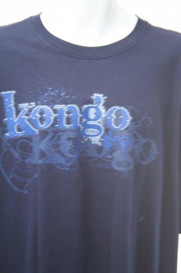 Kongo Overspray Print Medium