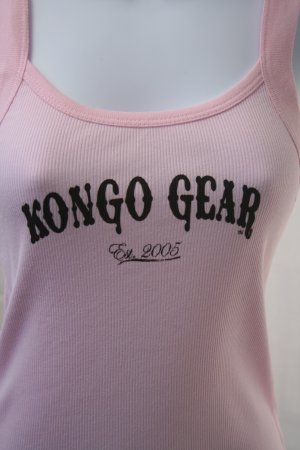 Kongo Women's Beach Tank Size Large