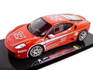 Ferrari F430 Challenge Super Elite #14 1:18 Diecast