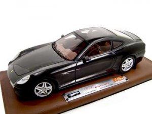 Ferrari 612 Sessanta Super Elite Black 1:18 Diecast