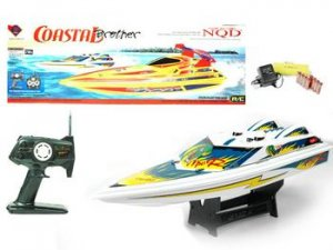 Remote Control Racing Boat R/C Ready To Run