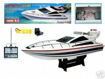 Radio Remote Control Fast racing Boat RC Yacht