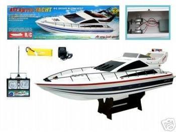 Radio Remote Control Fast racing Boat RC Yacht