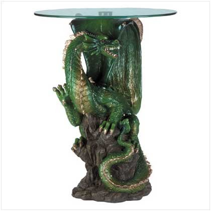 DRAGON TABLE  (ON SALE ORIGINALLY 129.95)