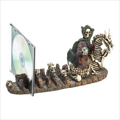 GRIM REAPER CD HOLDER