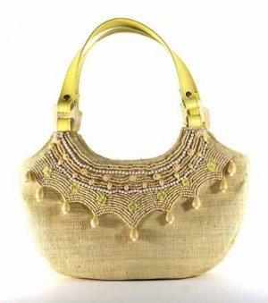Starburst - Yellow Tote Bag