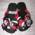 B61- Ribbon Flip-Flop: Adult 5-6