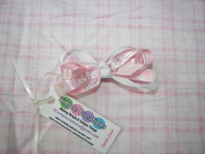 A57-Little Princess Small Boutique Bow