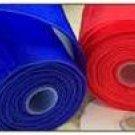 "2-1/2"" Light Blue Organza Pocket Ribbon w/ Wired Edges"