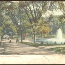 Ca 1905 FROG POND BOSTON COMMON MA UDB UNDIVIDED BACK POSTCARD