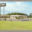 BEST WESTERN BORDENTOWN INN NEW JERSEY POSTCARD
