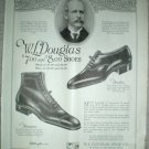LARGE ORIGINAL 1923 WL DOUGLAS SHOES + SUNBEAM HEAT ADS