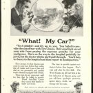ORIGINAL 1918 AMERICAN CHAIN BRIDGEPORT CT + BARRE GRANITE VERMONT ADS