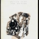 A GUIDE TO STEAM TRAINS IN THE BRITISH ISLES 1990