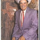 ERNEST TUBB ORIGINAL 1982 GRAND OLE OPRY PIN UP PHOTO