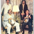 THE OSBORNE BROTHERS ORIGINAL 1982 GRAND OLE OPRY PINUP PHOTO