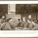 WW1 GEOGRAPHIC PHOTO CAMP KEARNY DOUGHBOYS LEARN OF PALESTINE