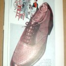 ORIGINAL 1949 MANSFIELD ZEPHYRS SHOES BESTFORM BRA & MOJUD STOCKINGS AD