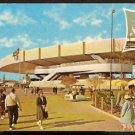 BELL TELEPHONE PAVILION NEW YORK WORLDS FAIR 1964 POST CARD