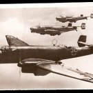 ca 1940 AP PHOTOS 3 GERMAN BOMBERS + OPEN AIR NOSE GUNNER
