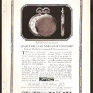 1918 AD GRUEN VERITHIN & WRIST WATCHES MASTERPIECES OF SWISS CRAFTSMANSHIP