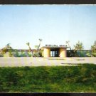 ca 1960 POSTCARD BEACH ENTRANCE BATH HOUSE ST PETERSBURG FLORIDA
