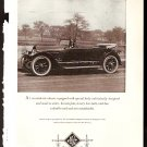 1918 AD LOCOMOBILE CHASSIS BRIDGEPORT CT + BARRE GRANITE VERMONT