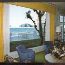 1960 HILLSBORO CLUB LOBBY POMPANO BEACH FLORIDA