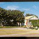 1960 HILLSBORO CLUB SHUFFLEBOARD COURT TENNIS SHOP POMPANO BEACH FLORIDA 736