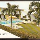 1960 La CELE MOTEL LAUDERDALE BY THE SEA FLORIDA 737