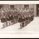 WORLD WAR 1 WW1 GEOGRAPHIC PHOTO EDINBURGH OFFICERS TRAINING CAMP