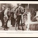 WORLD WAR 1 WW1 GEOGRAPHIC PHOTO DOUGHBOYS RED CROSS CANTEEN + RECREATION HUT